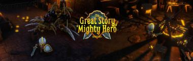 The Great Story Of a Mighty Hero Remastered