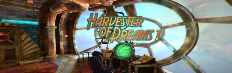 Harvester of Dreams - Episode 1